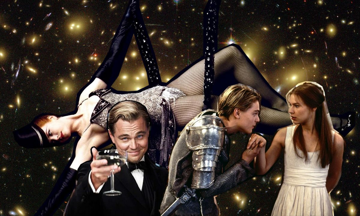 How To Throw A Baz Luhrmann NYE Party