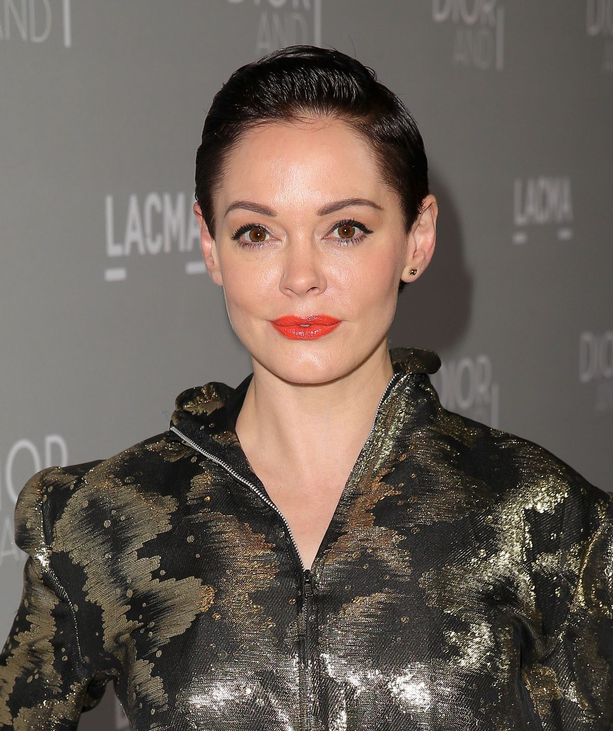 Rose McGowan Alleges She Was Raped By A Major Studio Executive
