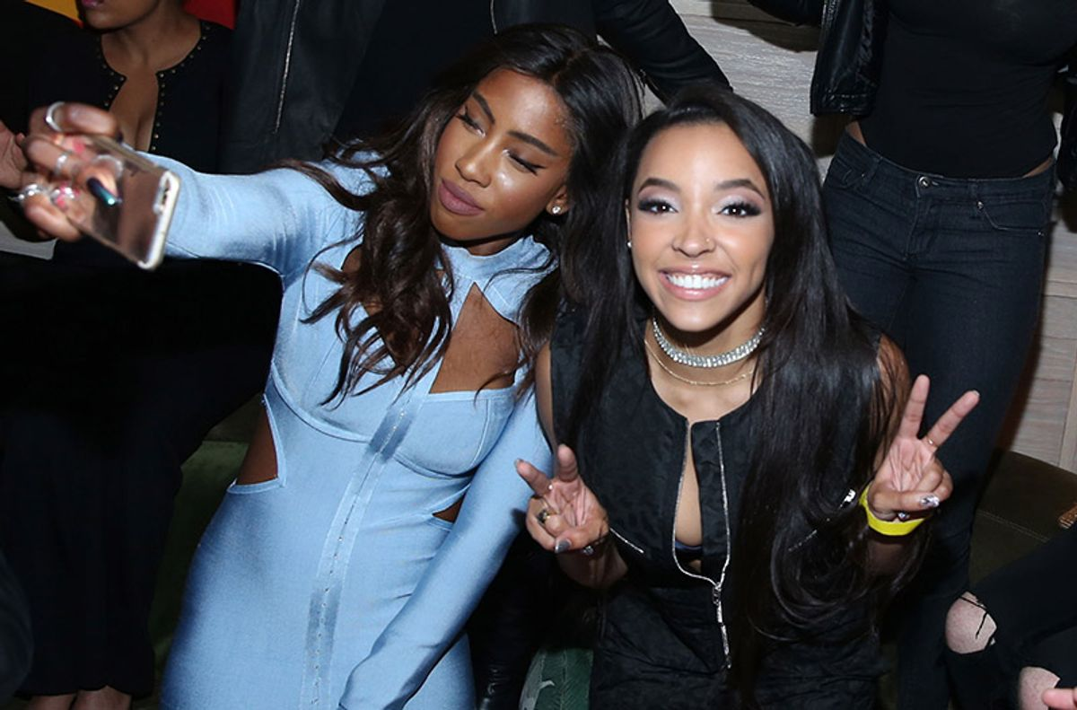 This Is How NYLON And Tinashe Throw A Party