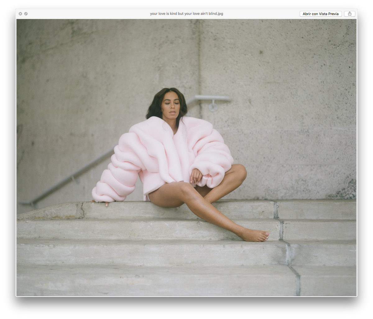 Solange Is Up To Something Big