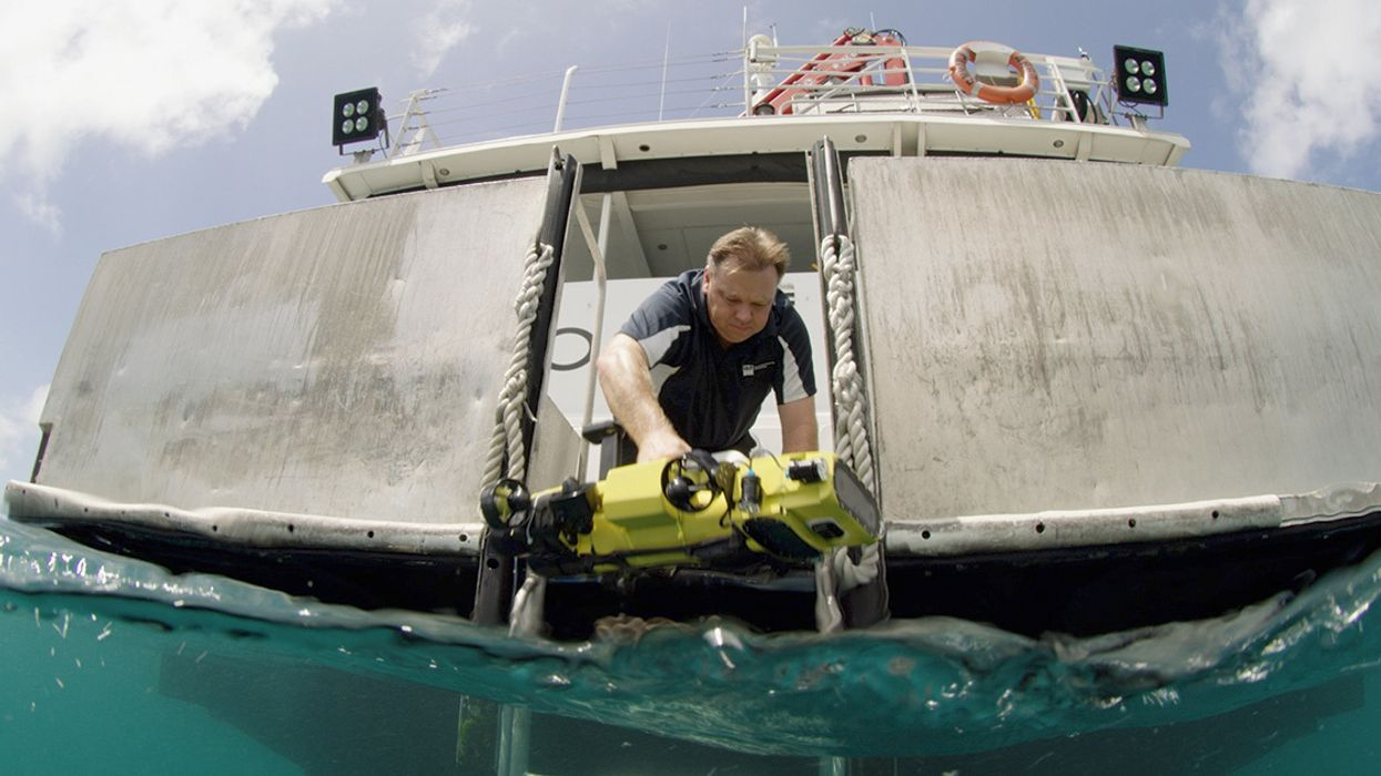 'Drones of the Sea' Will Protect the Great Barrier Reef From Coral-Killing Starfish