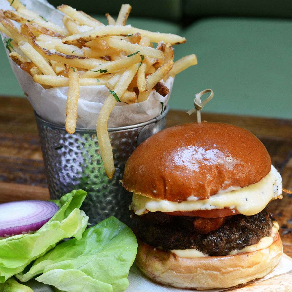 5 Top Chefs Share Their Favorite Burger Recipes