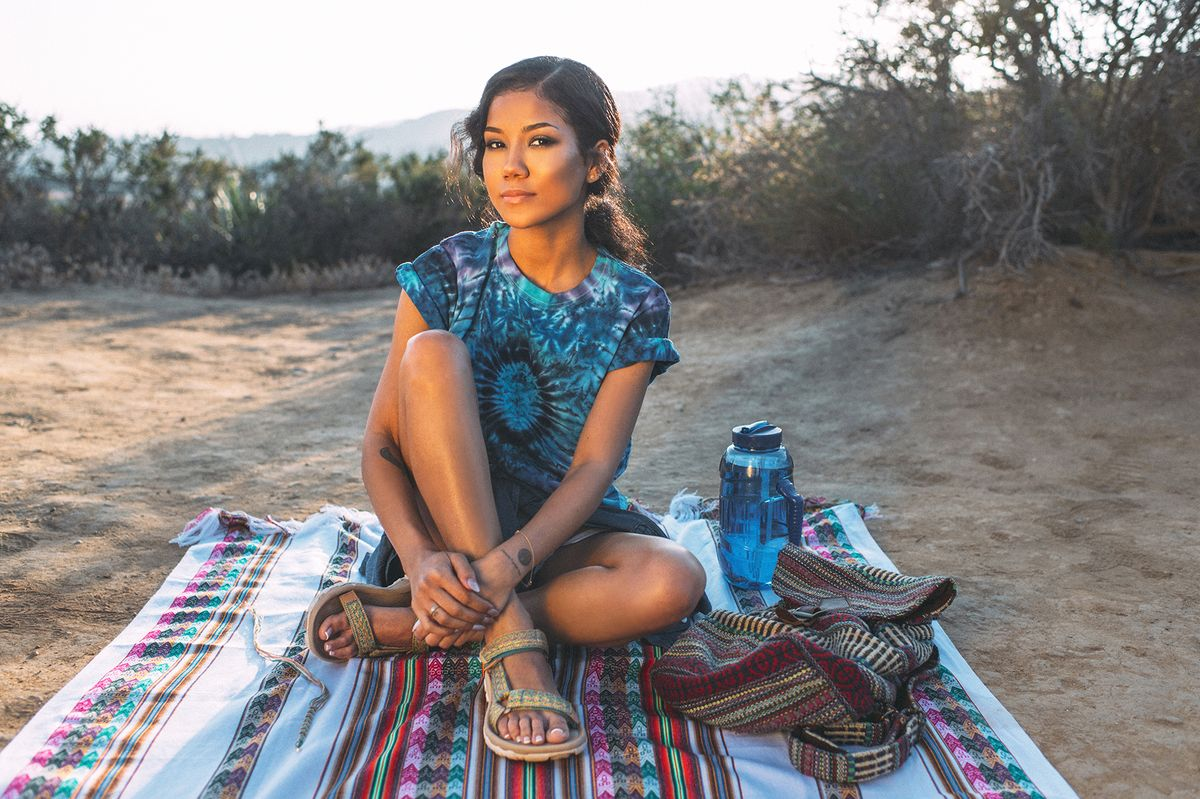 """Jhené Aiko Told Us All About Her Teva Collab And Upcoming """"Special Project"""""""