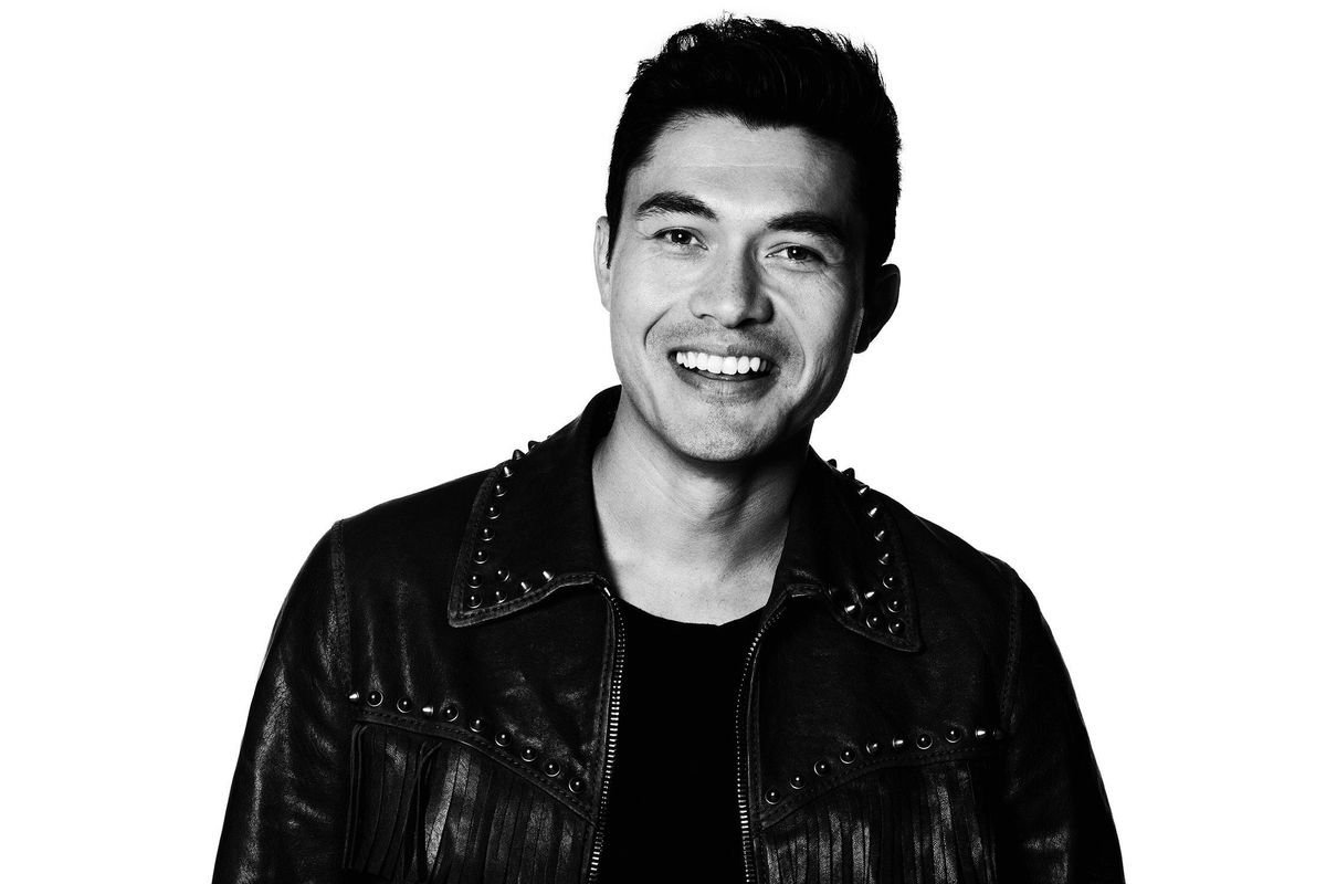 PAPER People: Henry Golding