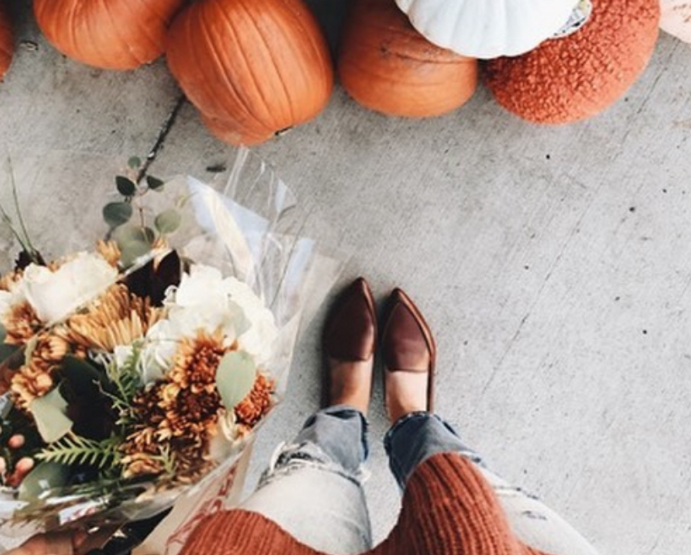 9 Reasons Fall Vibes Are The Best Vibes