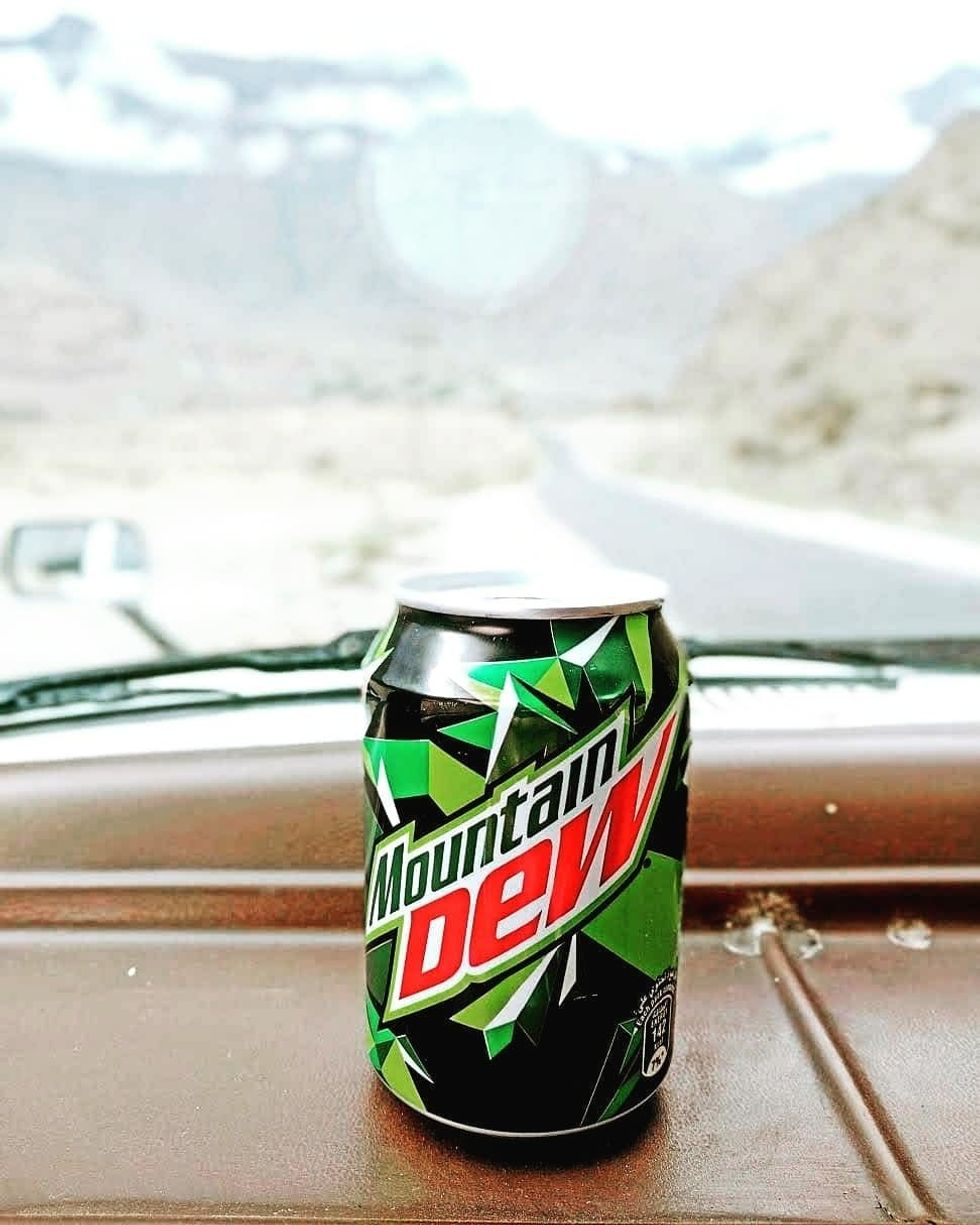 A Definitive Ranking Of All The Flavors Of Mountain Dew