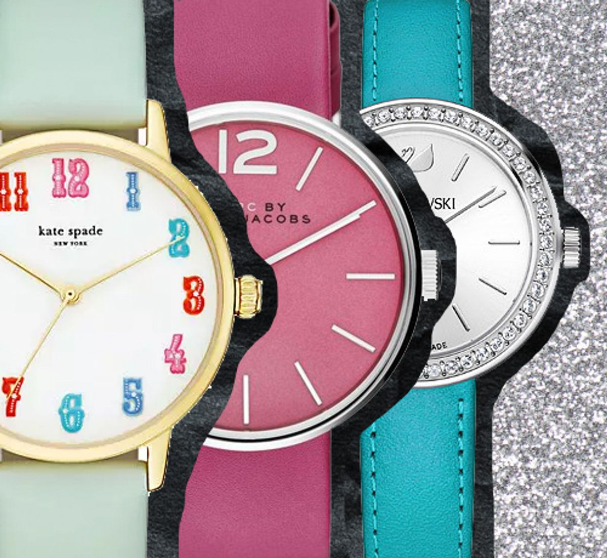 18 Colorful Watches To Brighten Up Your Spring Wardrobe