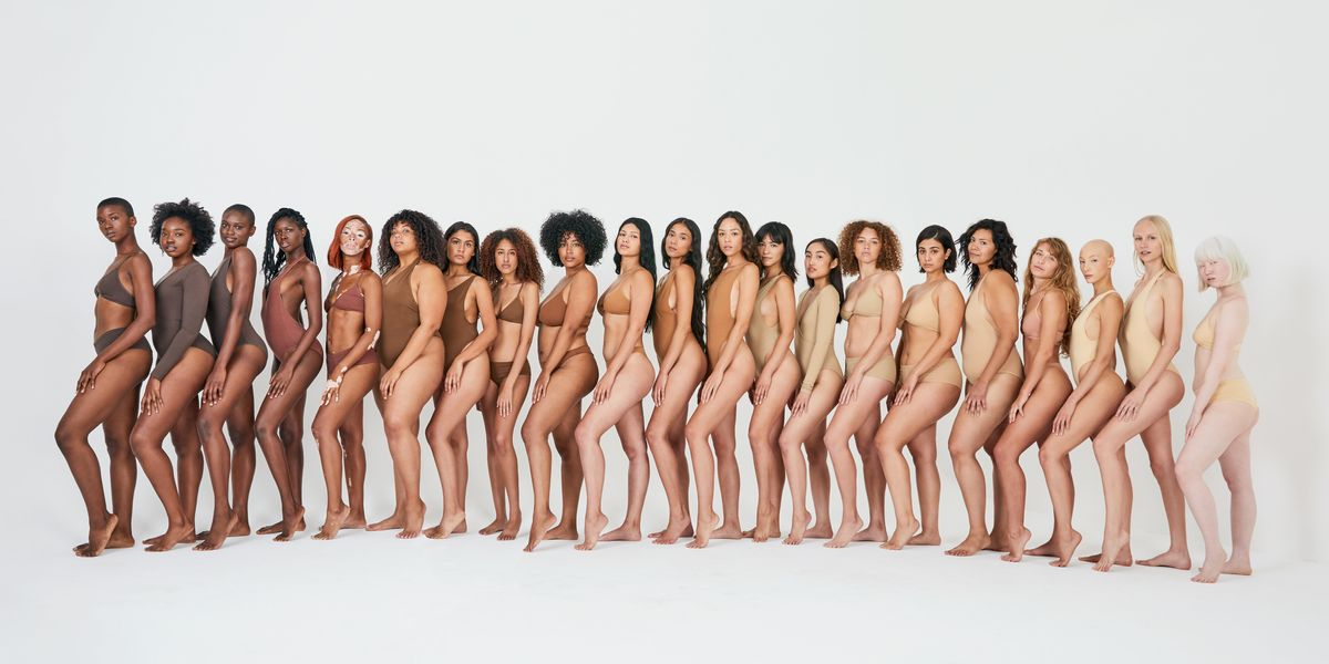 American Apparel's NUDES Collection is for Every Skin Tone