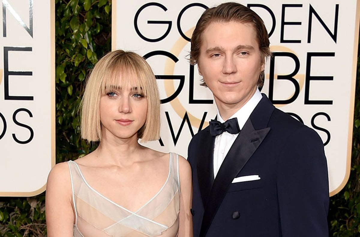 The Cutest Couples at the Golden Globes