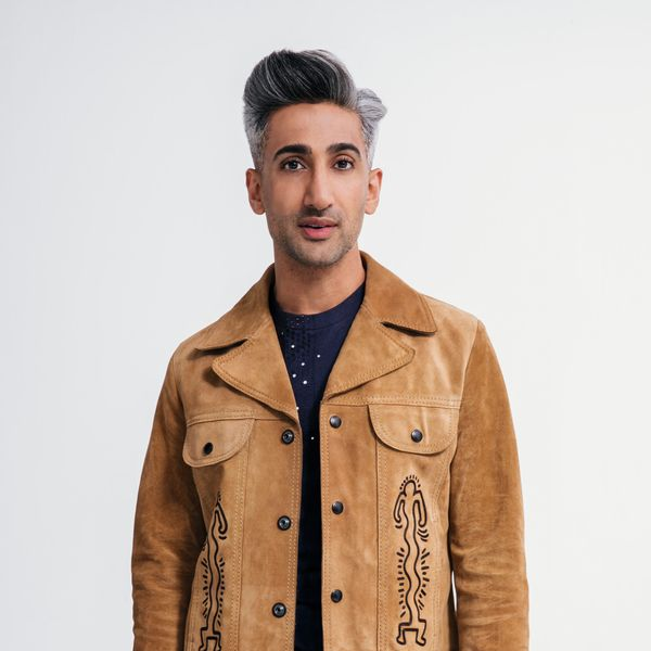 'Queer Eye' Exclusive: No More Floral Button Downs for Tan France