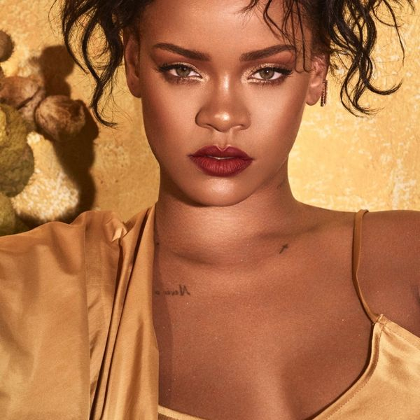 Nailed It: Rihanna's Epic Golden Talons