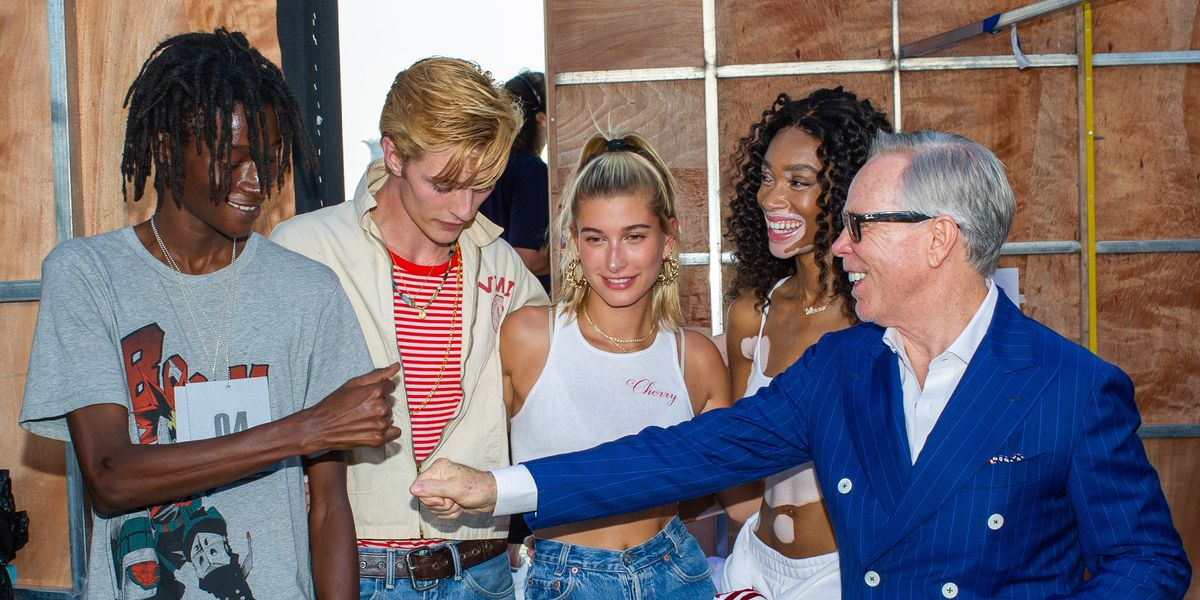 Tommy Hilfiger Took Over Shanghai's Port Cruise Terminal