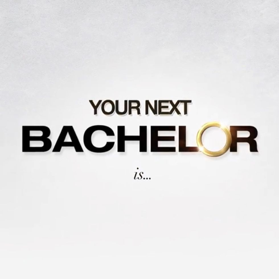 The Next Bachelor Was Just Revealed and Everyone is Freaking Out