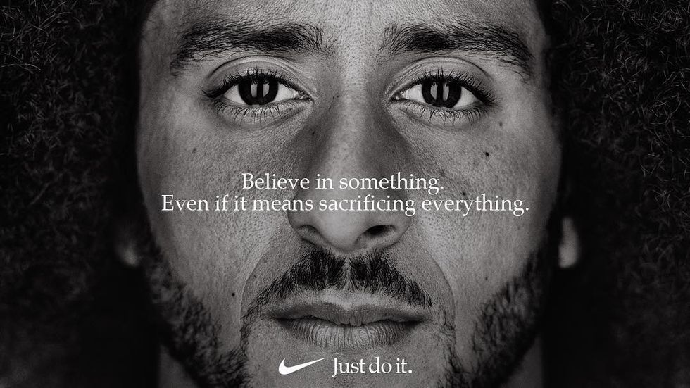 NikeTook Its Motto To The Next Level And 'Just Did It' With Their New Ad On Colin Kaepernick