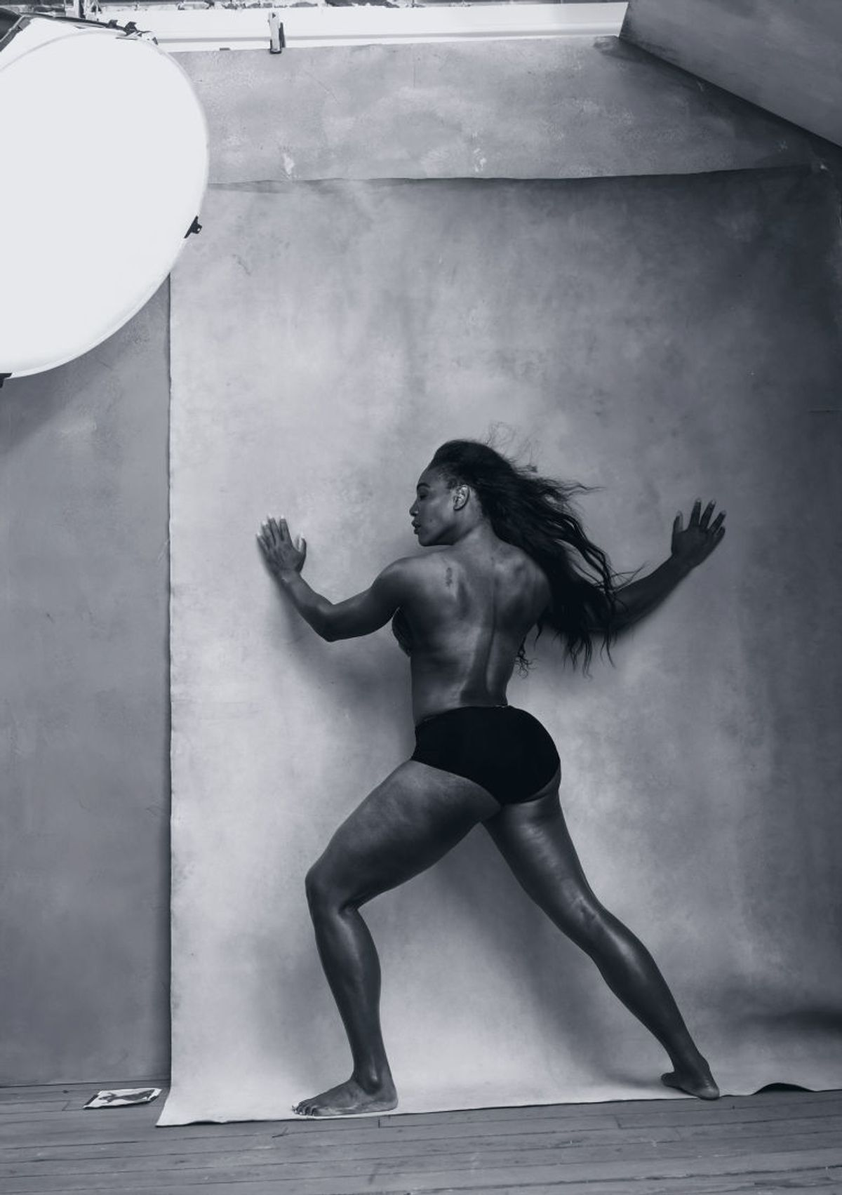 The Revamped Pirelli Calendar Is Here