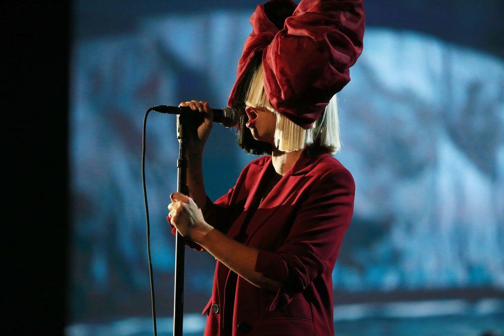 "Listen to Sia's New Single ""One Million Bullets"""