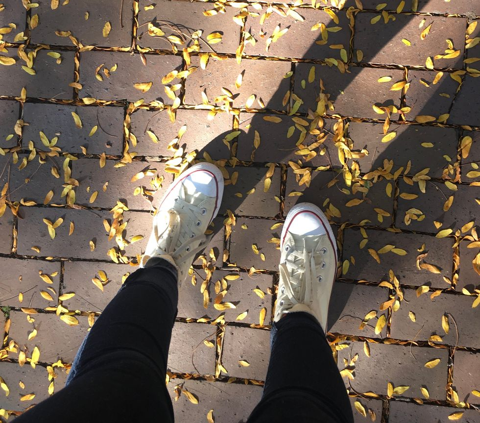 My Fall 2018 Playlist–Don't Try Pretending You Didn't Start Making A Autumn Playlist Months Ago