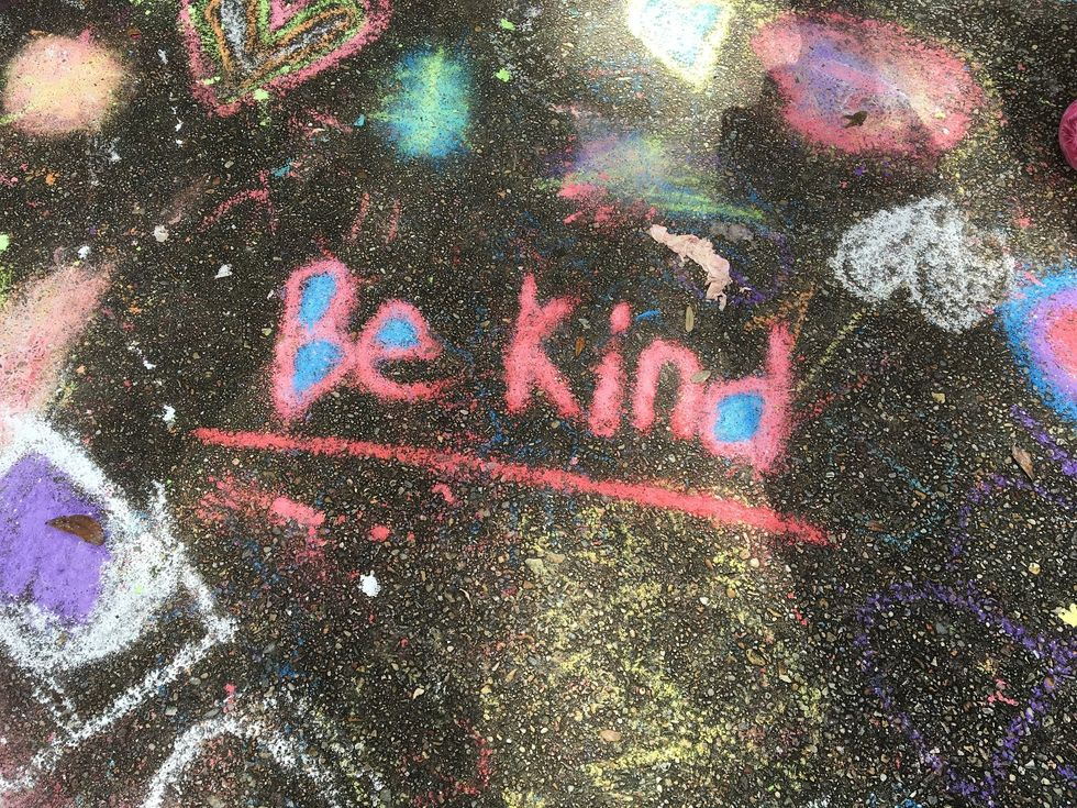 Being Nice Is Nice And All, But Being Kind Makes A Bigger Impact