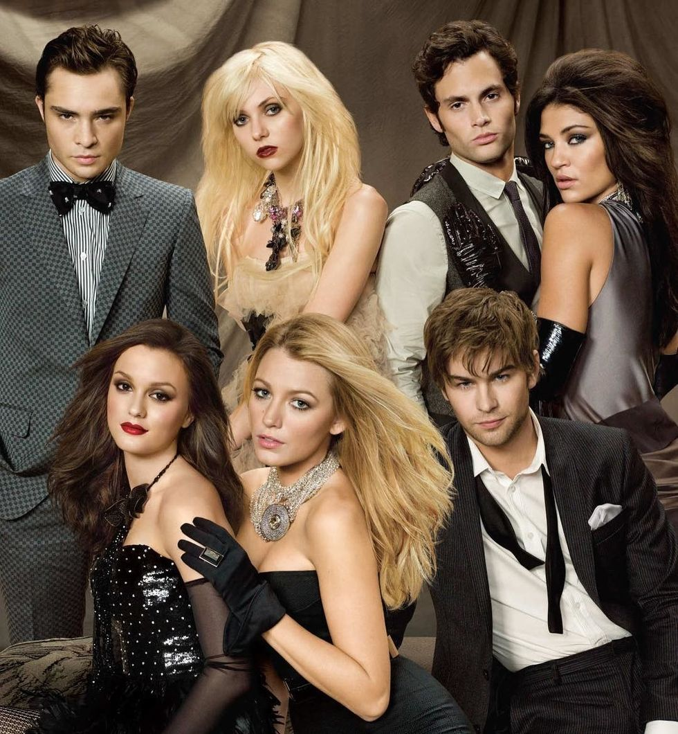 "I Rewatched The First Season of ""Gossip Girl"" And Boy, Times Have Changed."