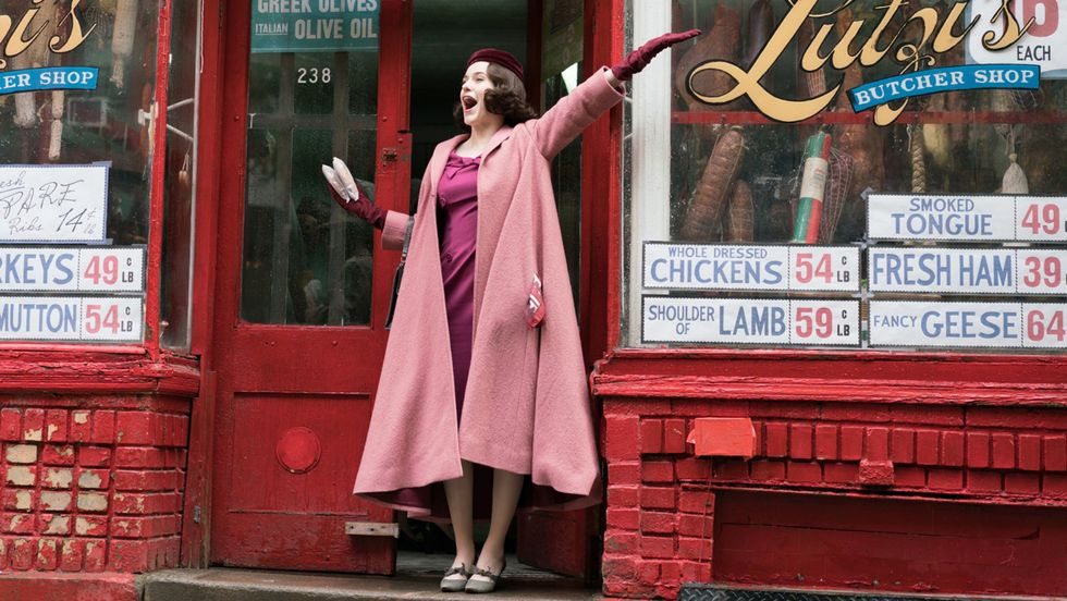'The Marvelous Mrs. Maisel' Is A Brilliant Mix Of Feminism And Comedy