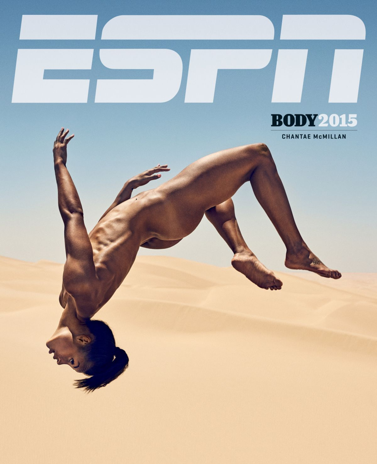 espn's body issue has arrived, and it is glorious