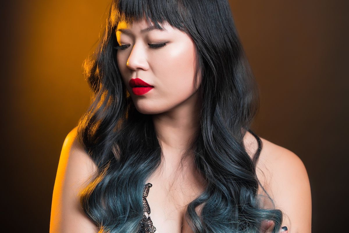 Anna Wang Is Not Looking Back