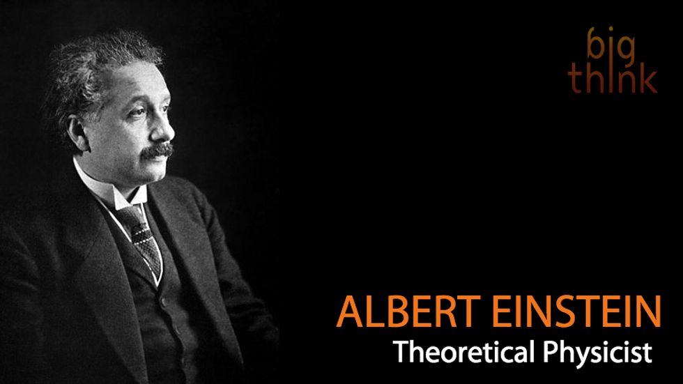 Albert Einstein: Truth is Revealed When Authority is Questioned