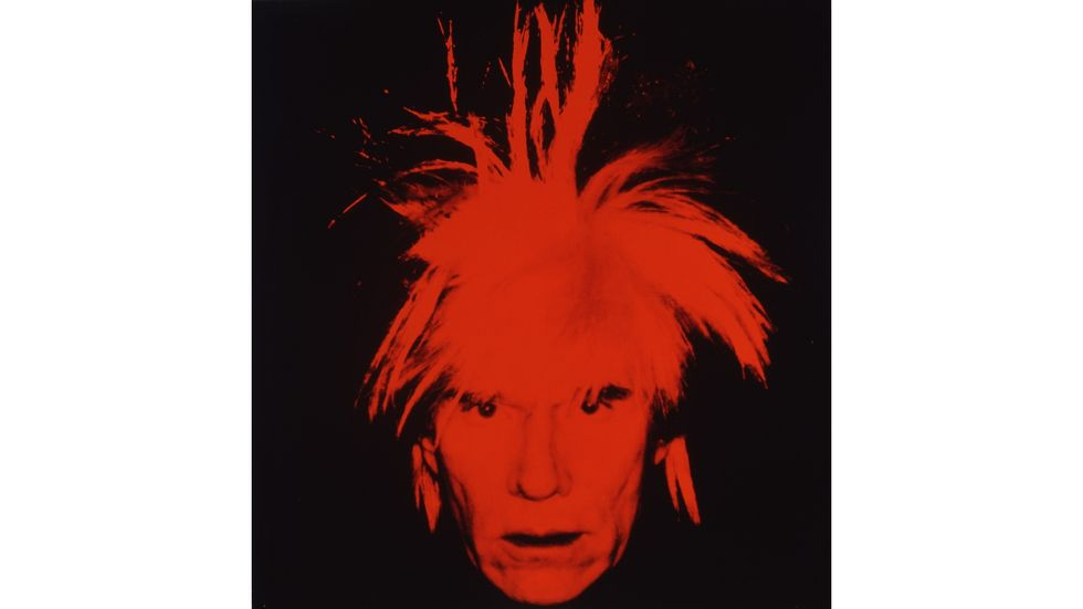 Andy Warhol's Masturbation Metaphor