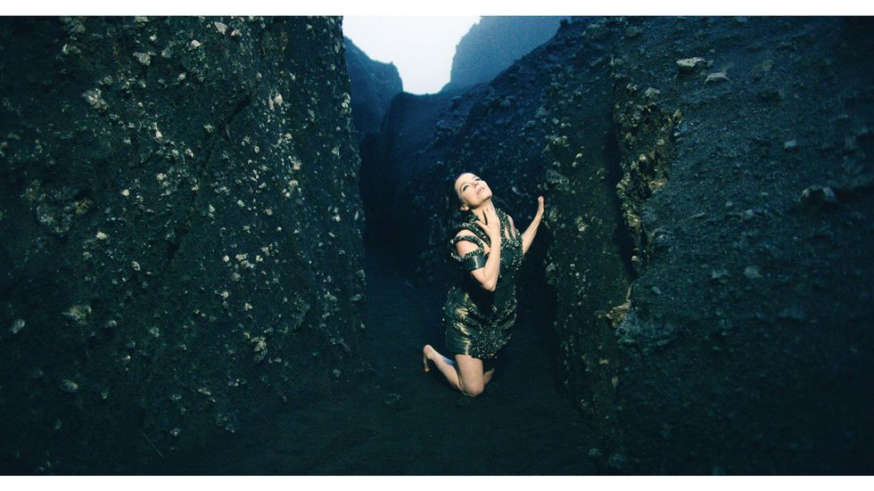 """Starf@#king""?: Björk at the MoMA"