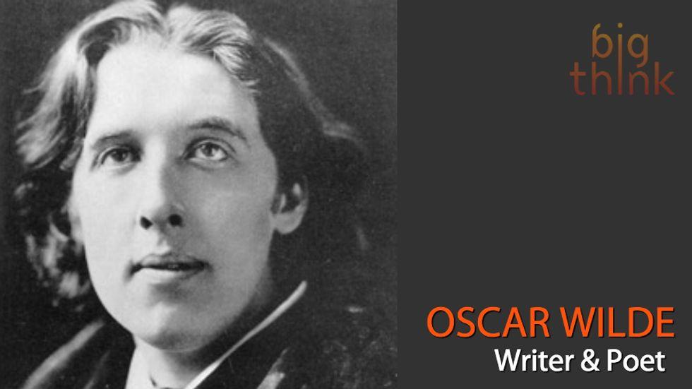 Oscar Wilde: 'Keep Love in Your Heart'