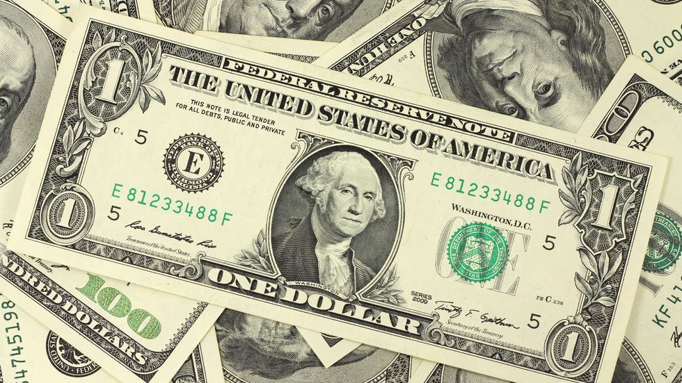 Is Immunization the Reason George Washington (and Not the Queen of England) Is on the Dollar Bill?