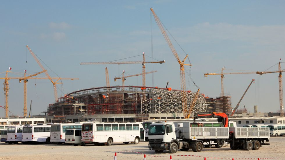 The World Should Not Tolerate Modern-Day Slavery in Qatar