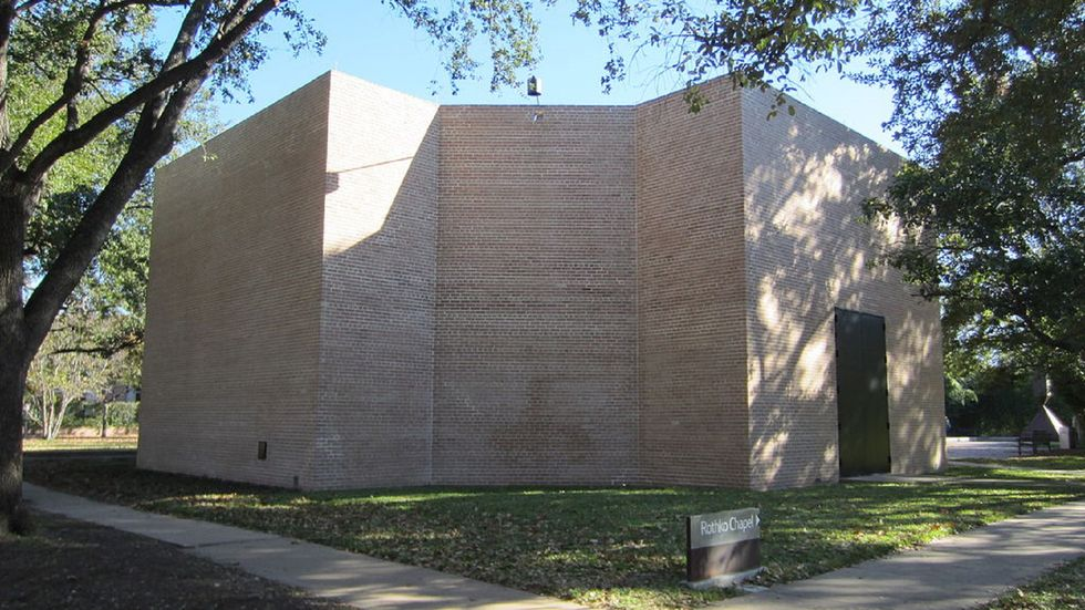 Repairing the World: The Road to The Rothko Chapel