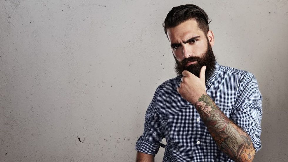 Beards and Tattoos: New Currency in the Dating Market