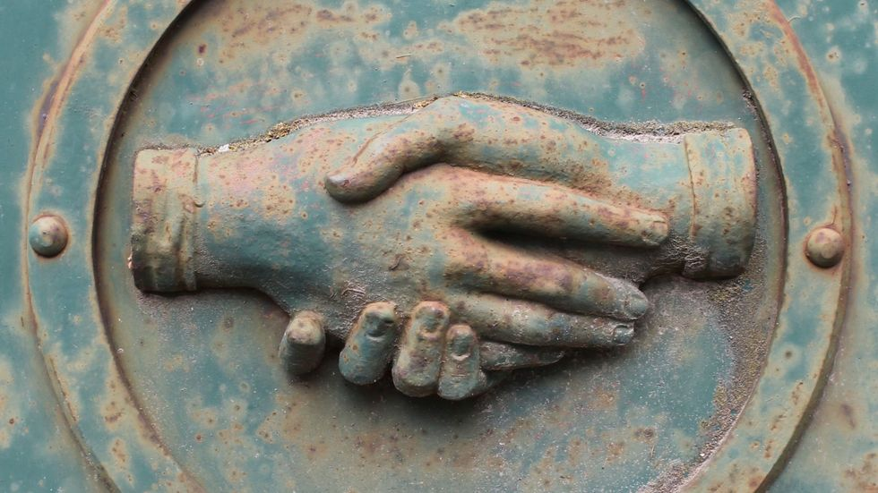 The Unspoken Reasons Why We Shake Hands