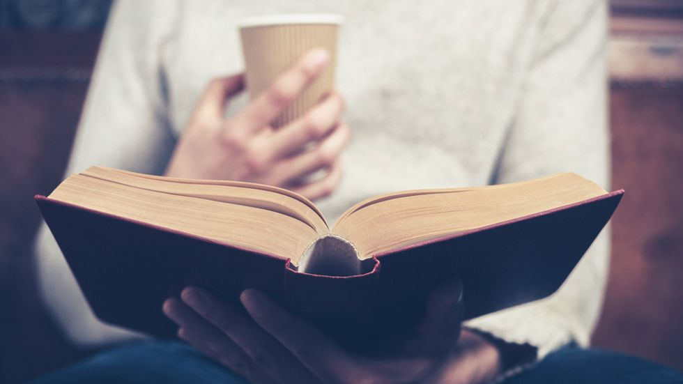 Distraction Steals Our Reading Time, Not Our Busy Lives