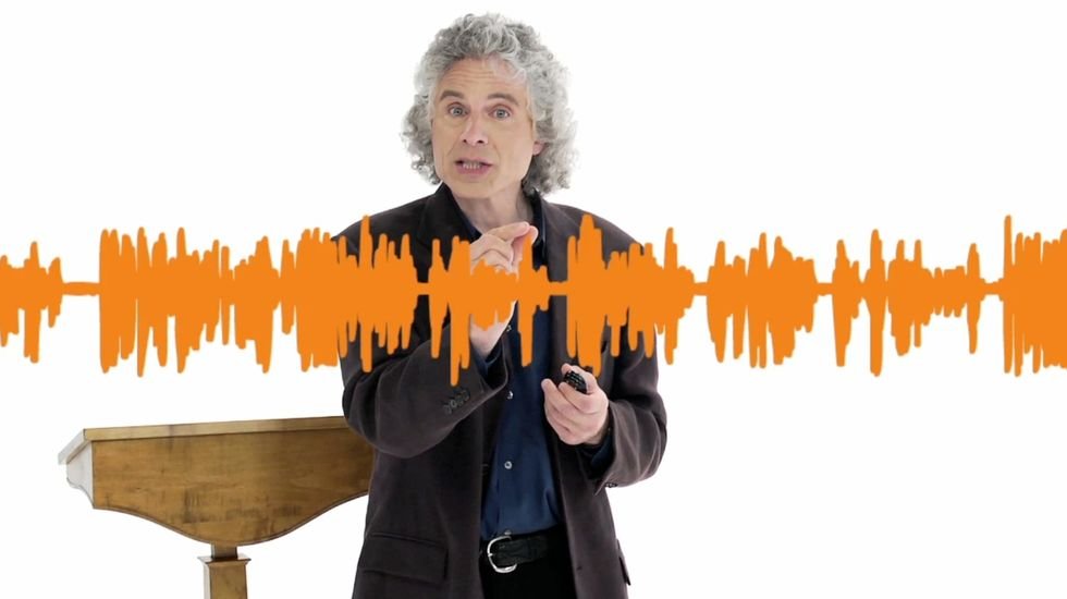 WATCH: How We Speak Reveals What We Think, with Steven Pinker