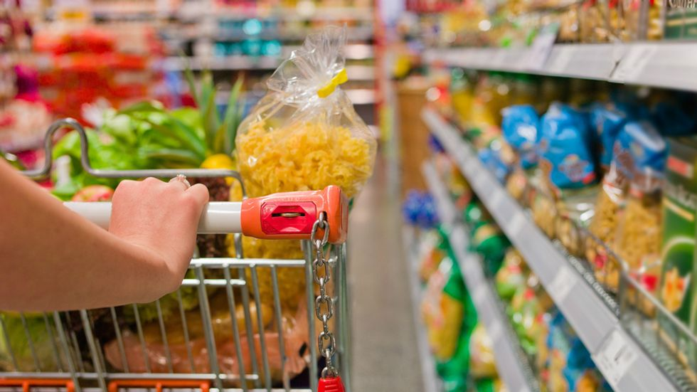 Supermarkets Use Psychological Tricks So You'll Spend More