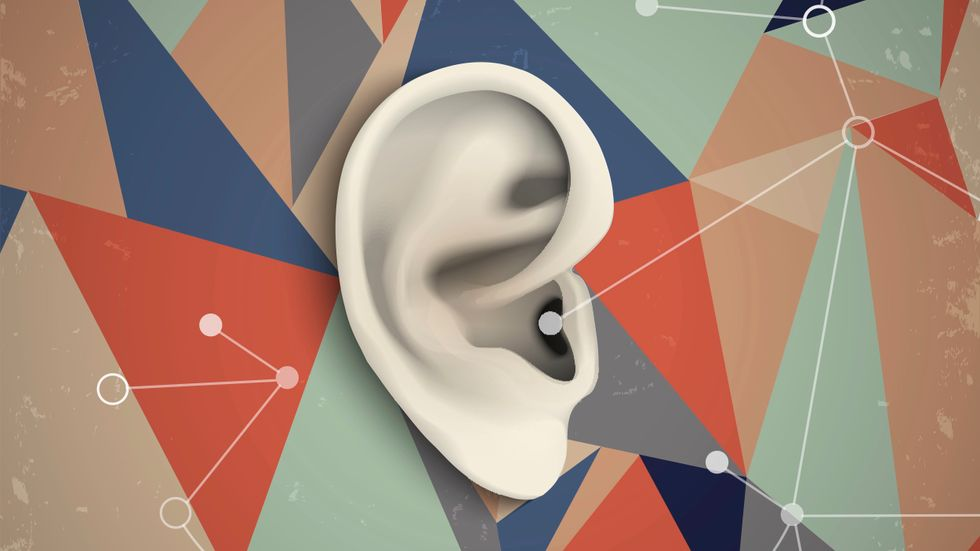 Hearing Is Our Least Trustworthy Sense