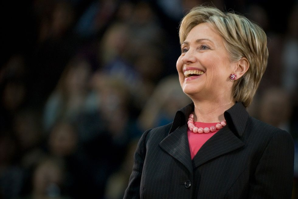 Hillary Clinton and The 'Women's Point of View' Conundrum