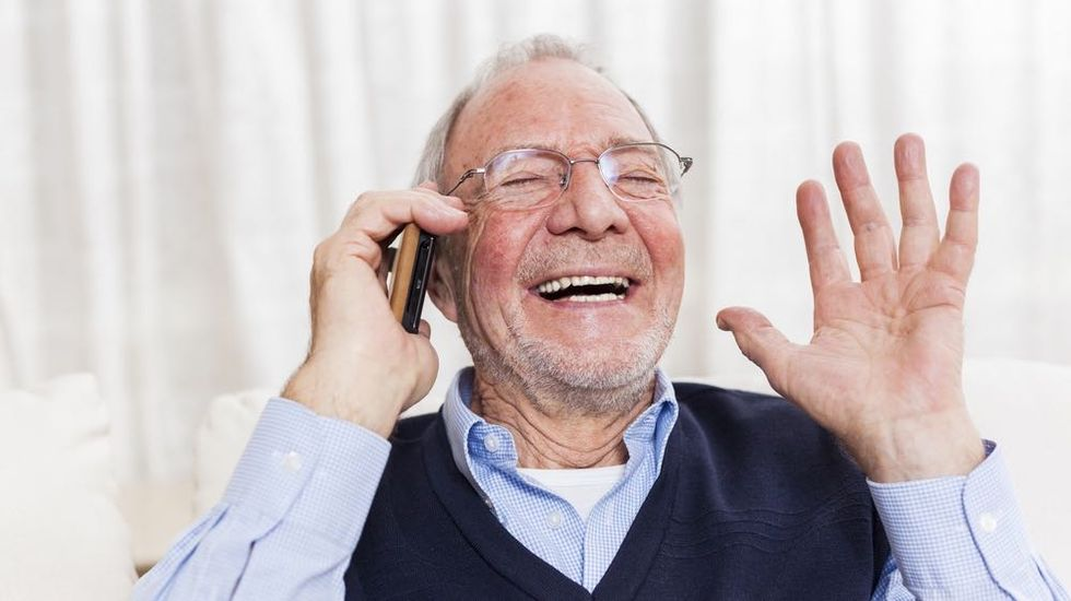 For the Aging, Mobile Technology is the Most Freeing