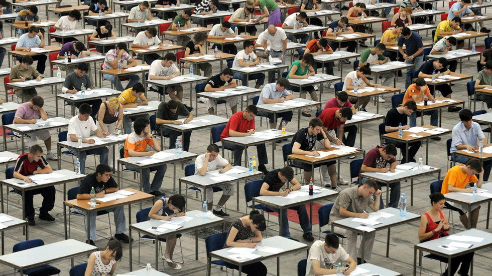 Boost Critical Thinking: Let Students Use Google on Exams