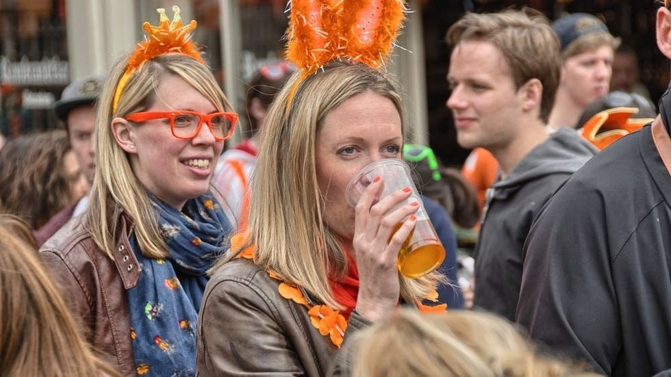 More Than Half the Dutch Manage to Work Just Part-Time