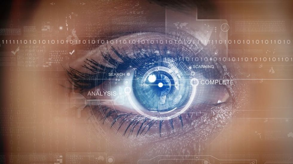 Long-Range Iris-Scanning Technology Has Arrived