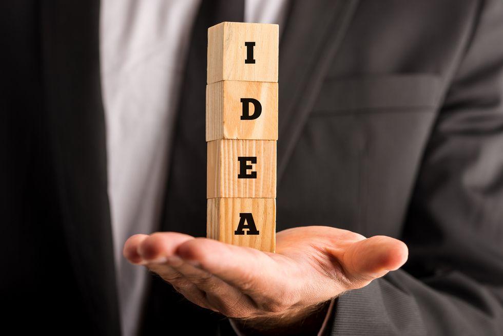 Got a Great Idea? Think Again!