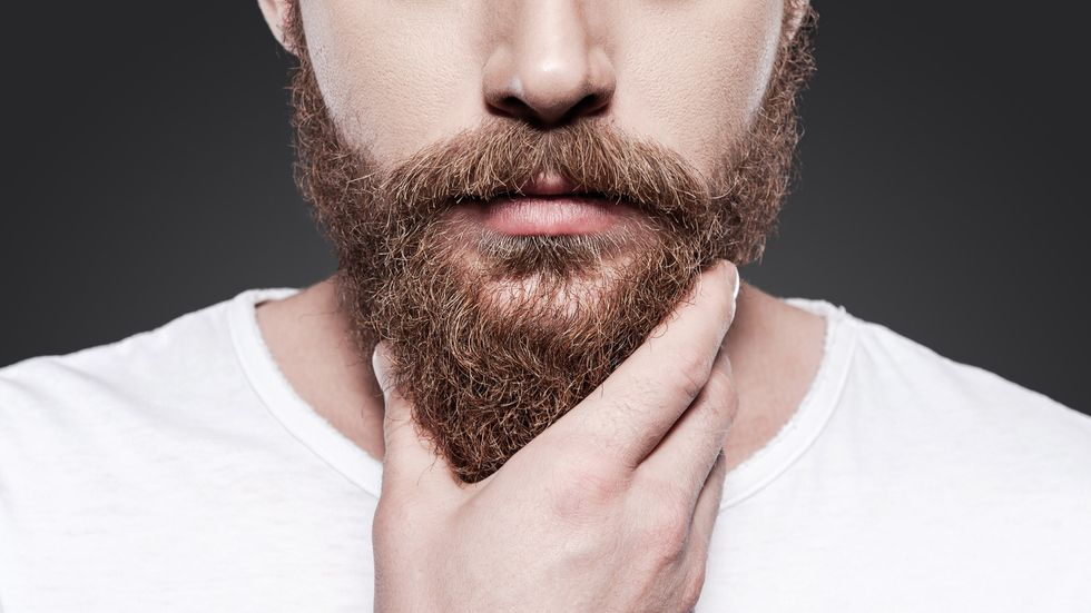 Don't Let The Hysteria of Fecal-Filled Beards Pressure You To Shave