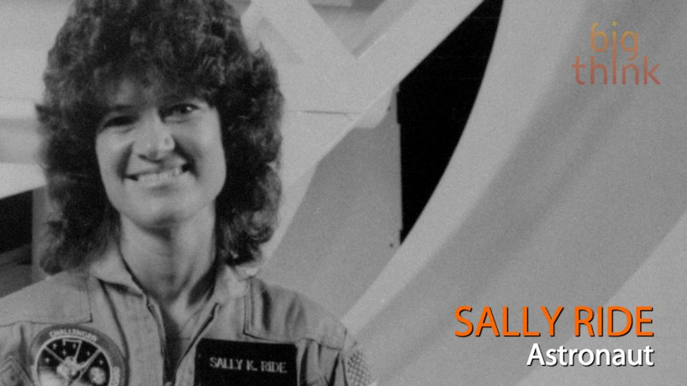 Remembering Sally Ride: Risk-Taker, Achiever, Icon