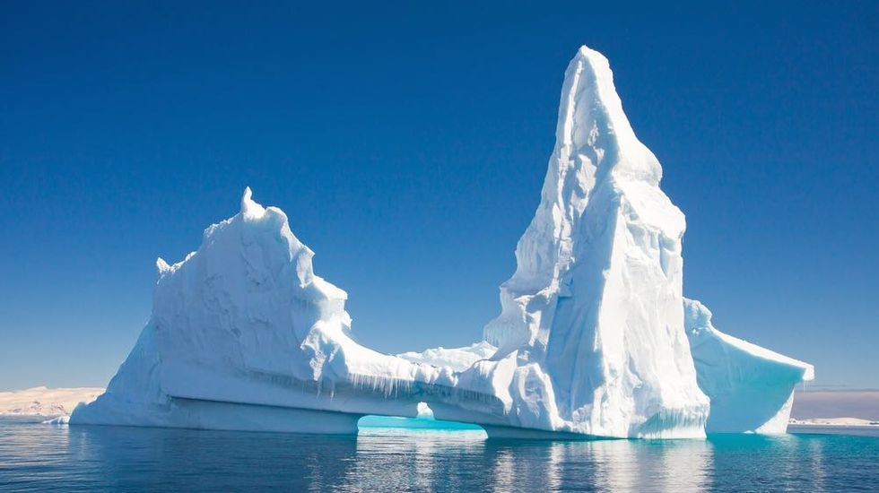 Scientists Explore Moving Glacier Ice to Antarctica for Safekeeping