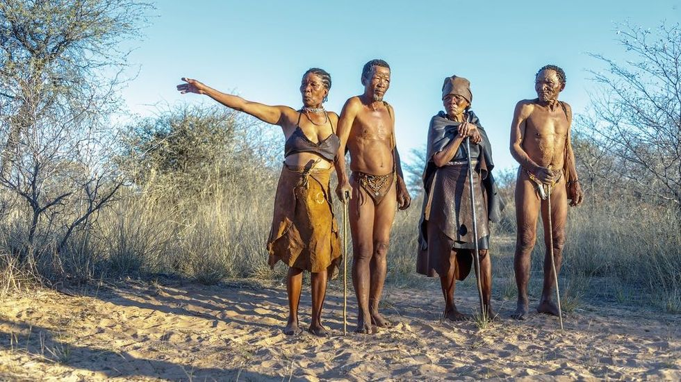 Study: Early Men and Women Were Equal in Tribal Society