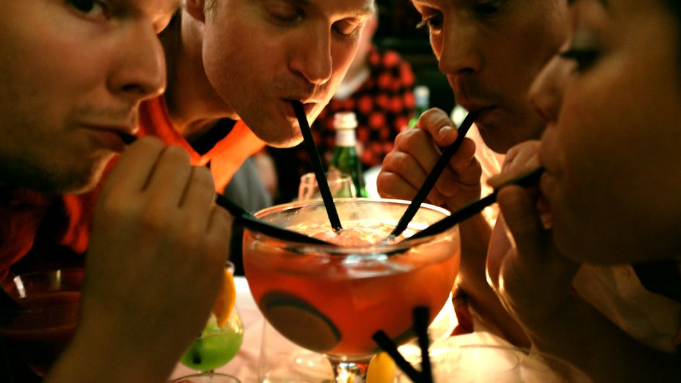 Alcohol: A Social Lubricant But at What Cost?